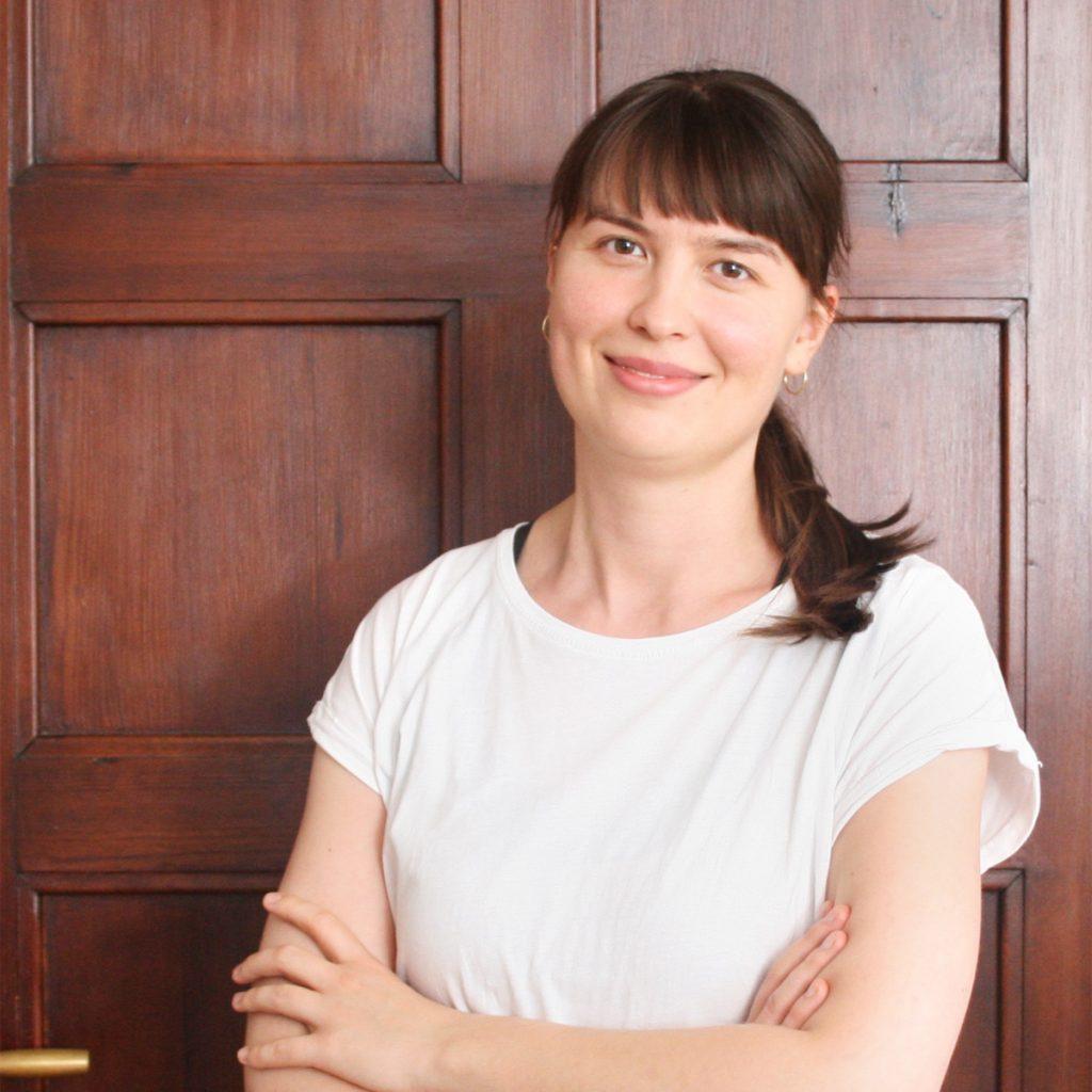 Assistenzärztin Theresa Warnke Hautärztin